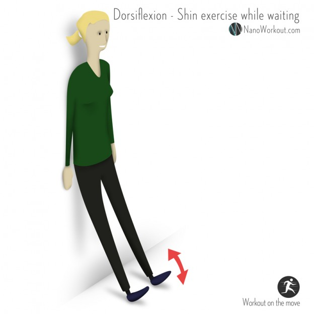 dorsiflexion exercise