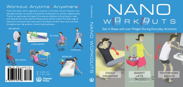 cover art of nano workouts book