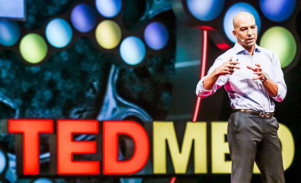peter attia at TEDMED