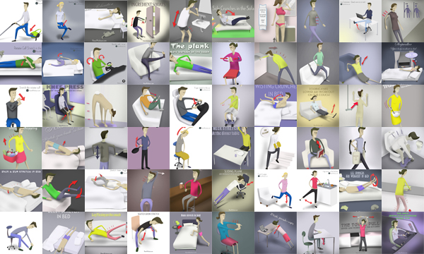 The complete Nano Workouts Collection