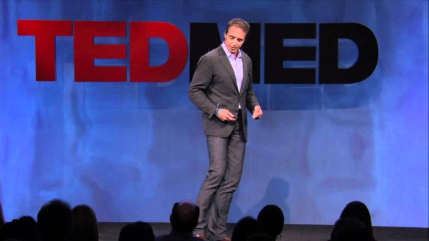 Dan Buettner at TED MED